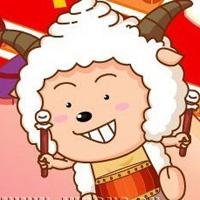 大爱的懒羊羊QQ头像:吹梦,也吹不走我美好 - 剑