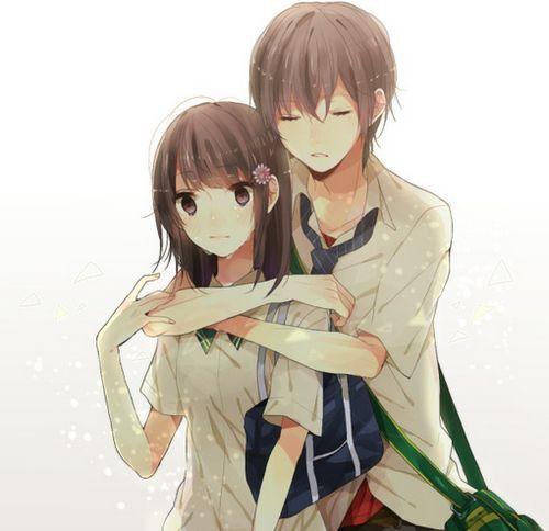 - Anime hug pics ...