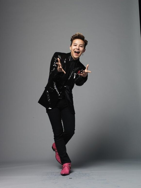 G Dragon 2013 Photoshoot QQ大帅哥皮肤图�...