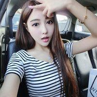 人气最高的女生QQ头像